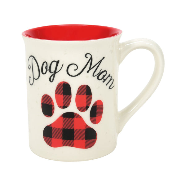 COUNTRY LIVING DOG MOM MUG