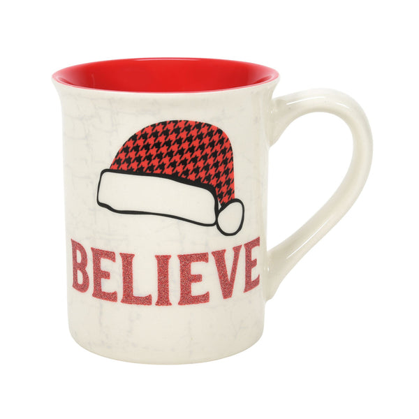COUNTRY LIVING BELIEVE MUG
