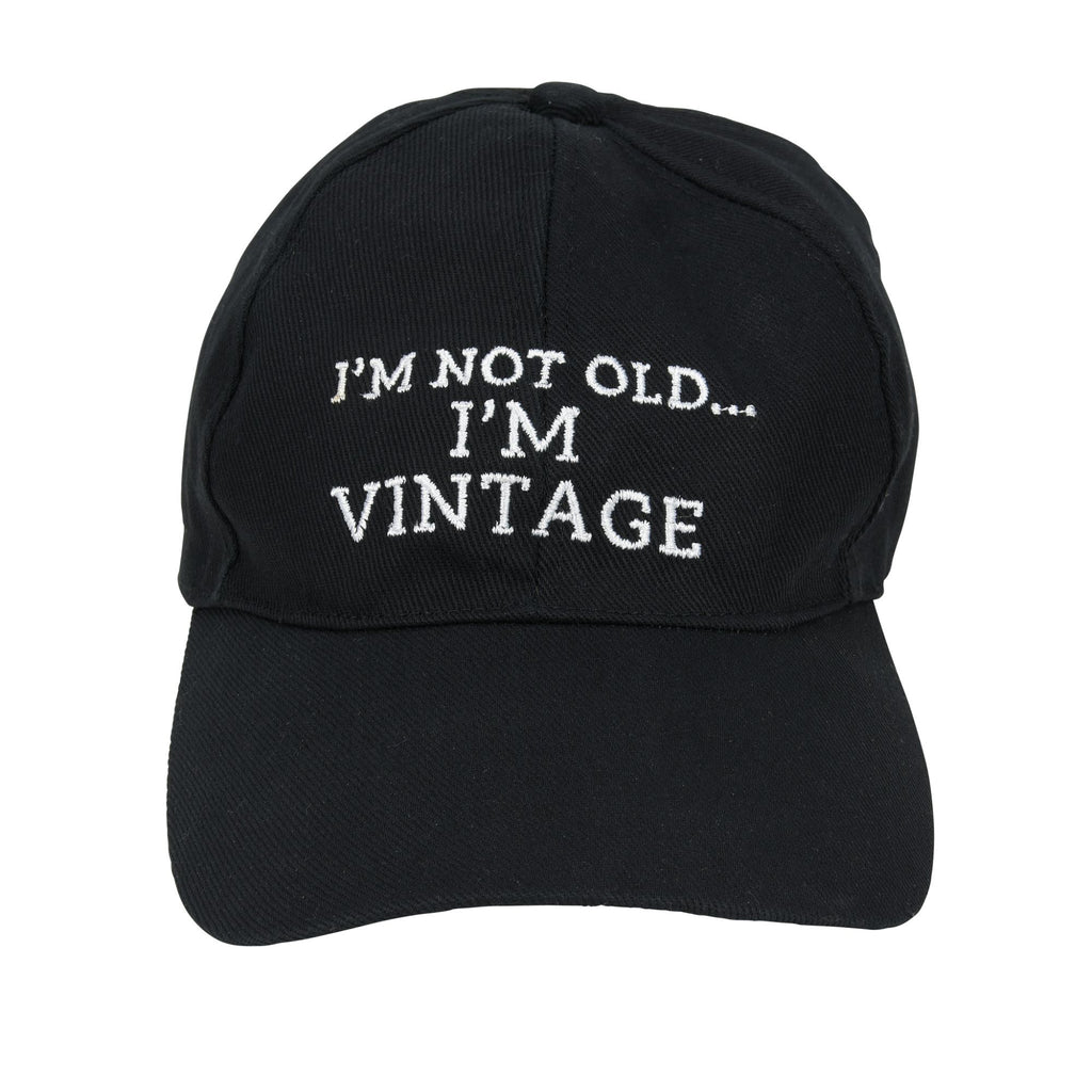 OLD VINTAGE ADJUSTABLE CAP