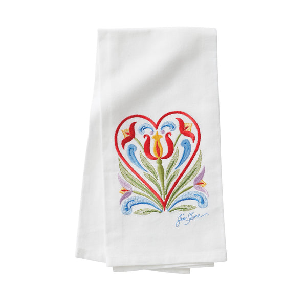 Heart Tea Towel