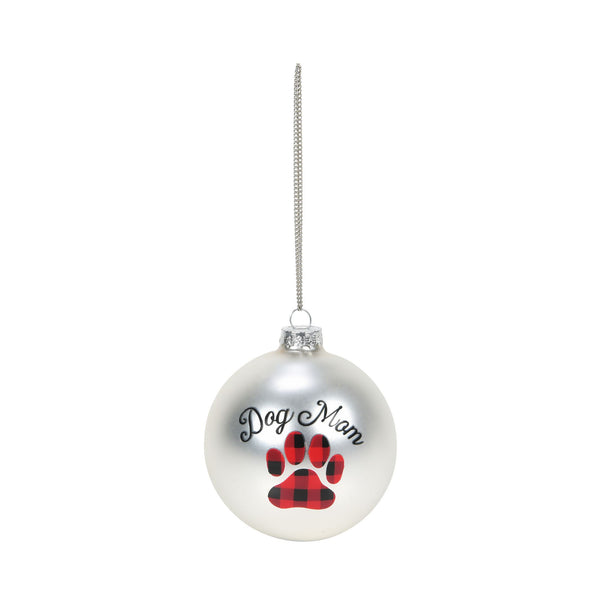 COUNTRYLIVING DOG MOM ORNAMENT