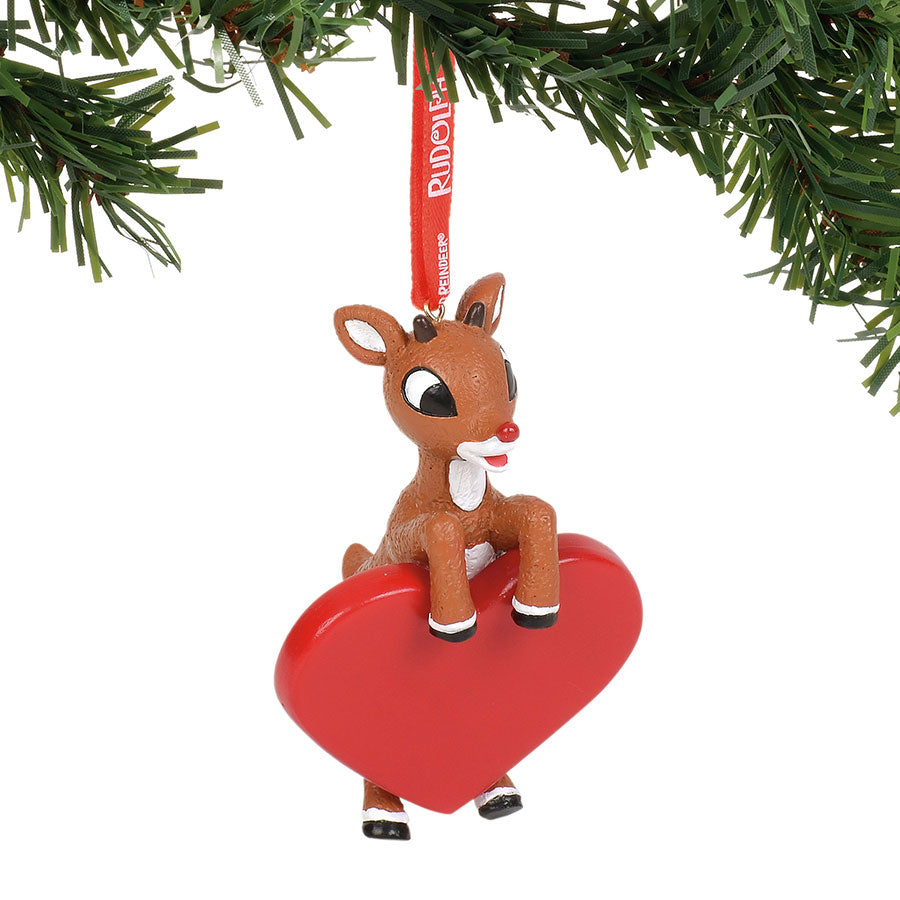 Rudolph personalizable HO