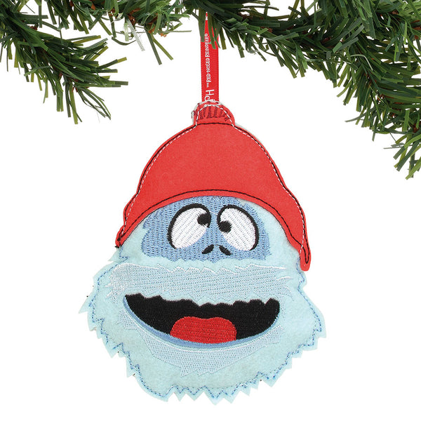 Bumble Felt Ornament