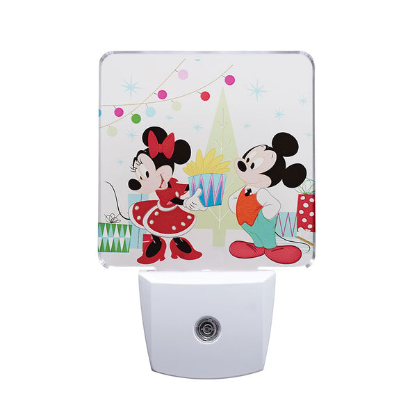 Nightlight Mickey and Minnie