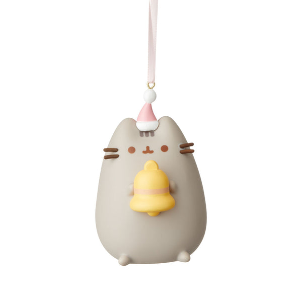 Pusheen with Bell Vinyl Orn.