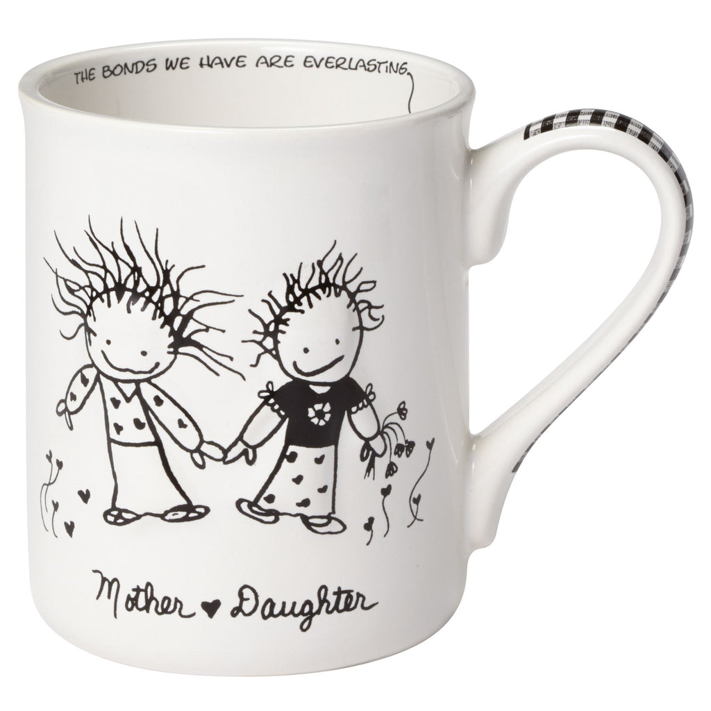 Mom (From Daughter) Mug