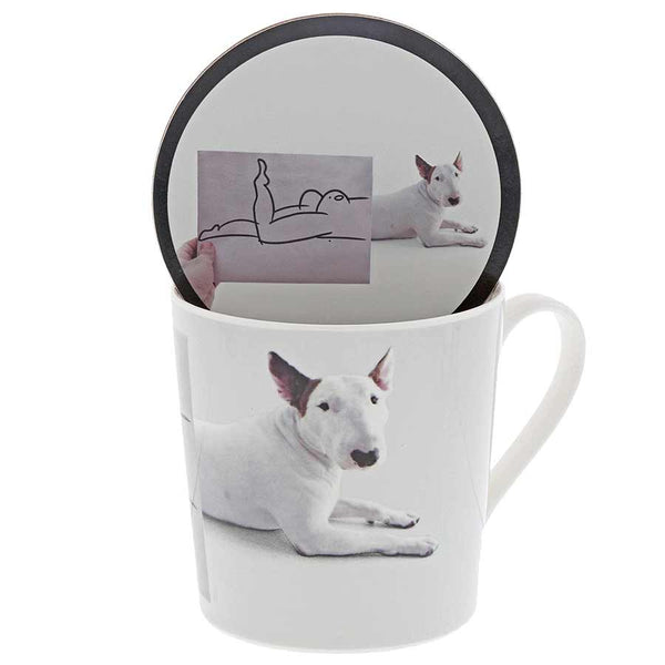 Jimmy The Bull Pose Mug Set