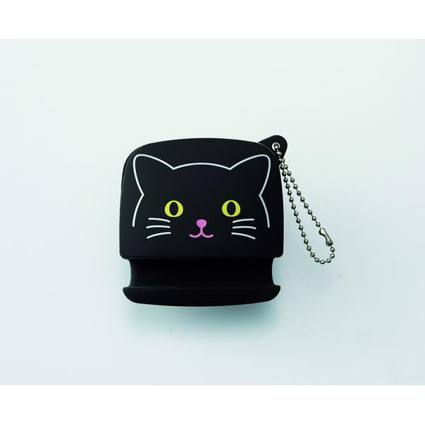 Black Cat Smart Phone Stand