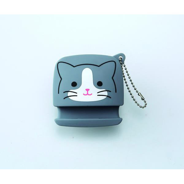 Grey Cat Smart Phone Stand