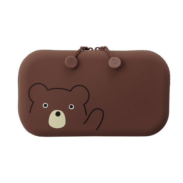 Bear Zipper Pouch