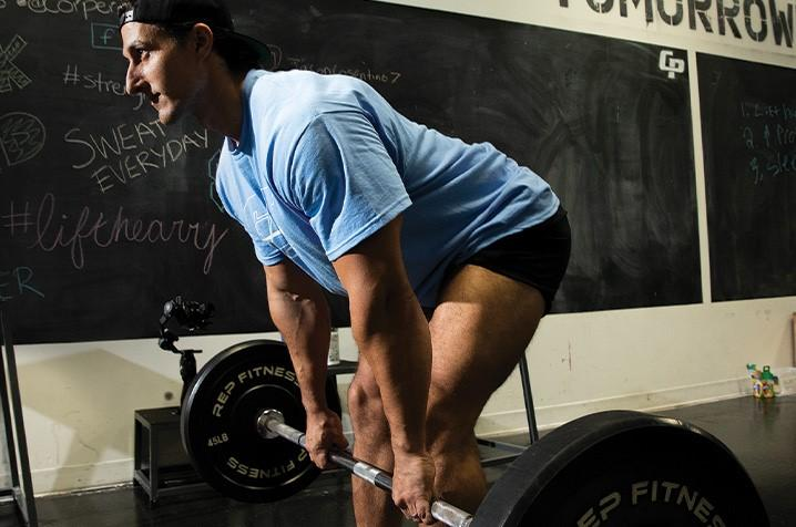 11 Reasons Why Deadlifts Are So Good For Your Health! | GAT SPORT