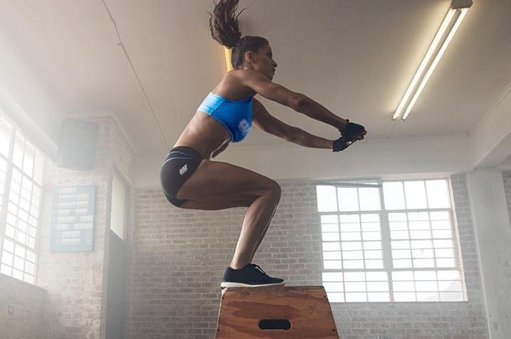 5 Reasons to Add Box Jumps to Your Workout Routine | GAT SPORT