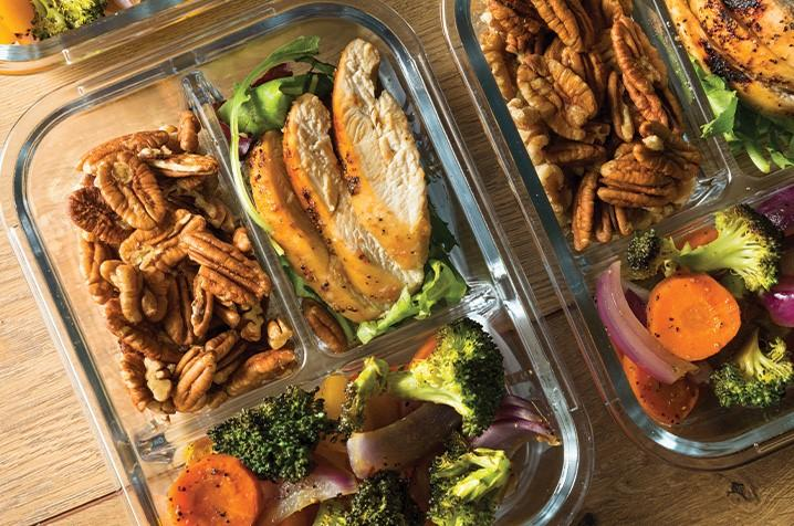 8 Tips for Bodybuilding Meal Prep and Nutrition | GAT SPORT