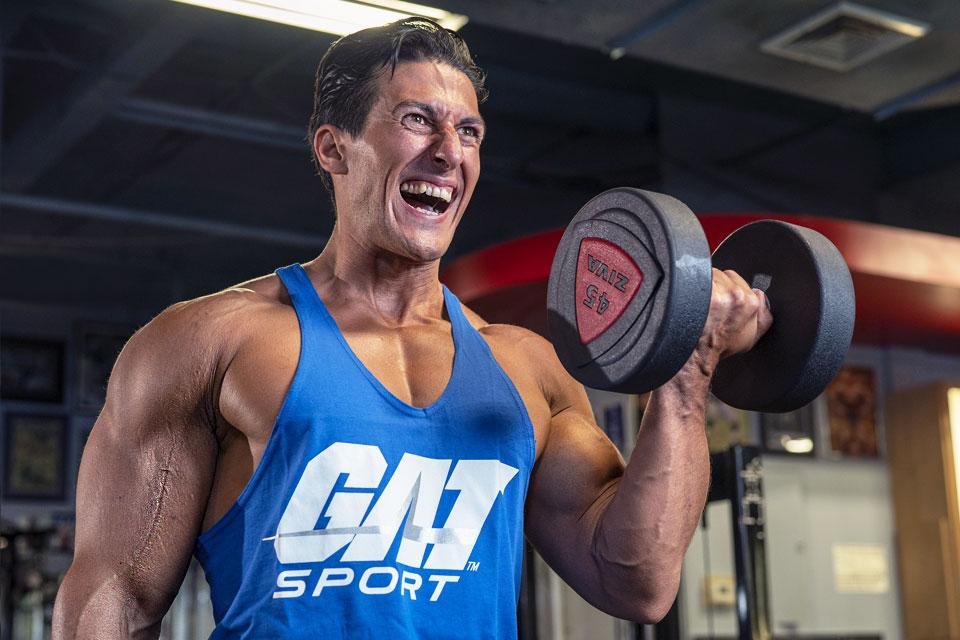Occlusion Training for Arm Gainz | GAT SPORT