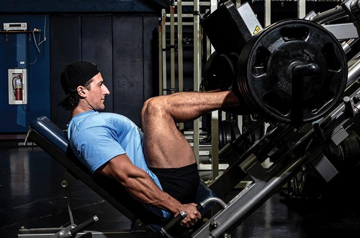 Sadik reveals: The 4 Best Leg Exercises for a Killer Leg Day! | GAT SPORT