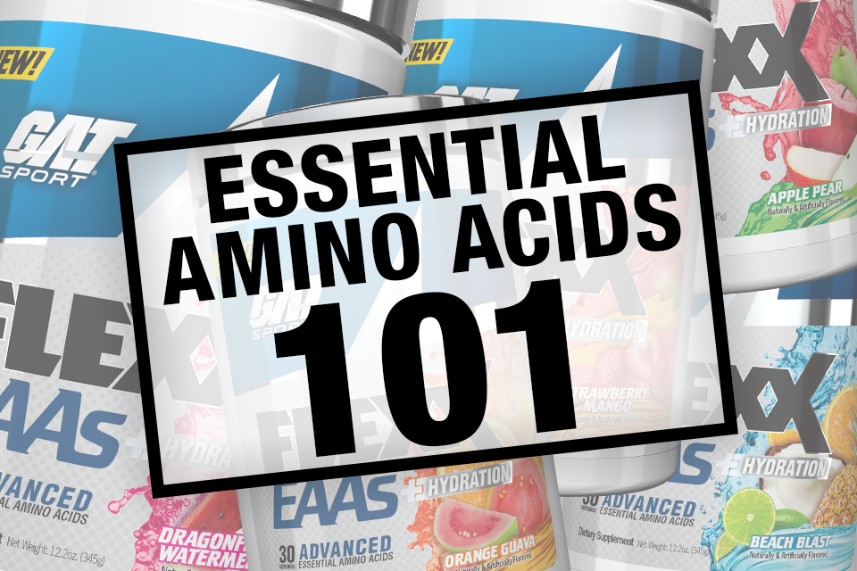 Essential Amino Acids 101