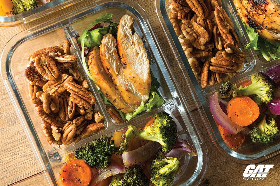 8 Tips For Bodybuilding Meal Prep And Nutrition Gat Sport