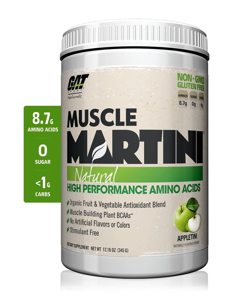 MUSCLE MARTINI® Natural - GAT SPORT