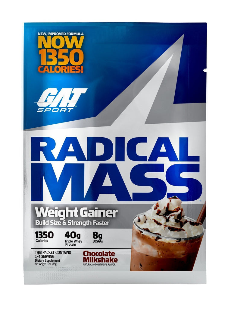 RADICAL MASS Samples - GAT SPORT