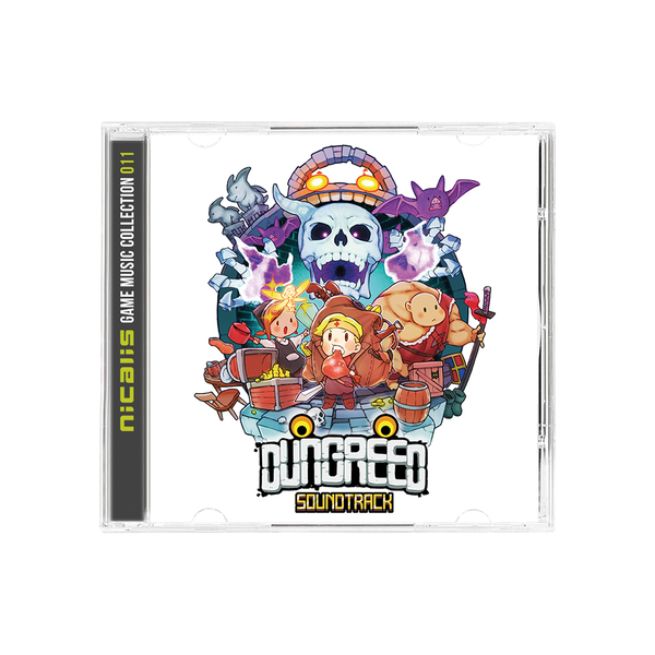 Dungreed Soundtrack CD