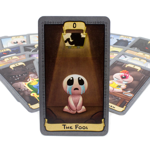 The Binding of Isaac Tarot Cards - Series 2