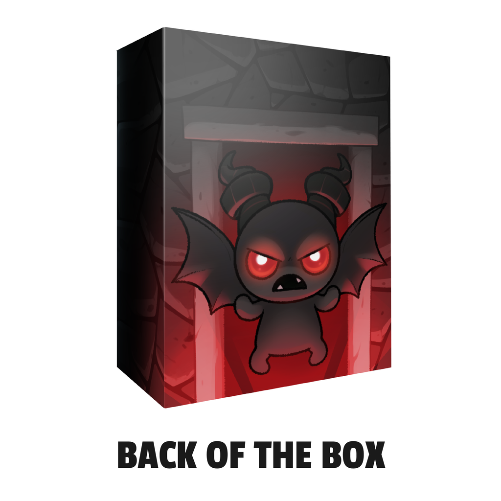 The Binding Of Isaac: Four Souls+ Expansion Pack