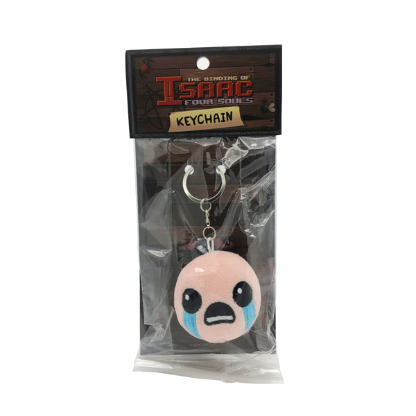 The Binding of Isaac: Plush Keychain