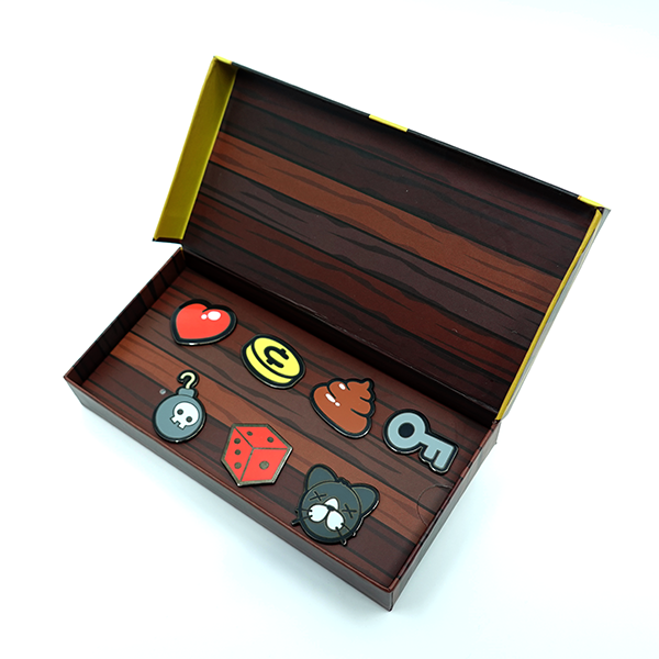 The Binding of Isaac: Limited Edition Pin Set