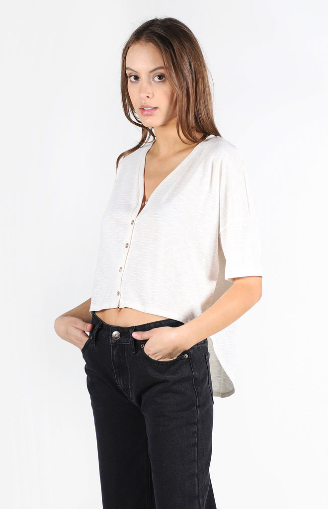 Ruby Top | Ivory