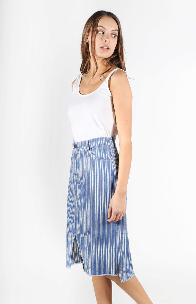 Tallulah Skirt | Blue