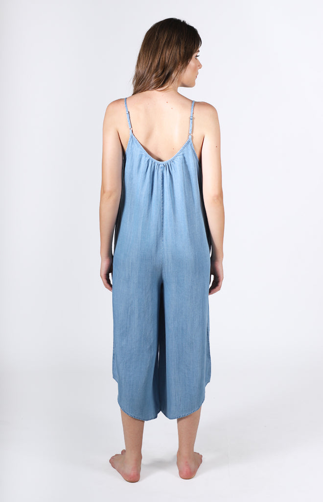 Perry Playsuit | Blue