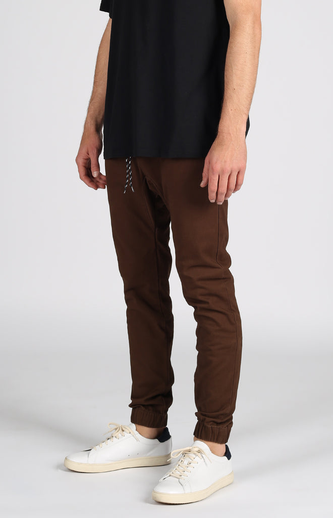 Weekend Jogger 2.0 | Brown