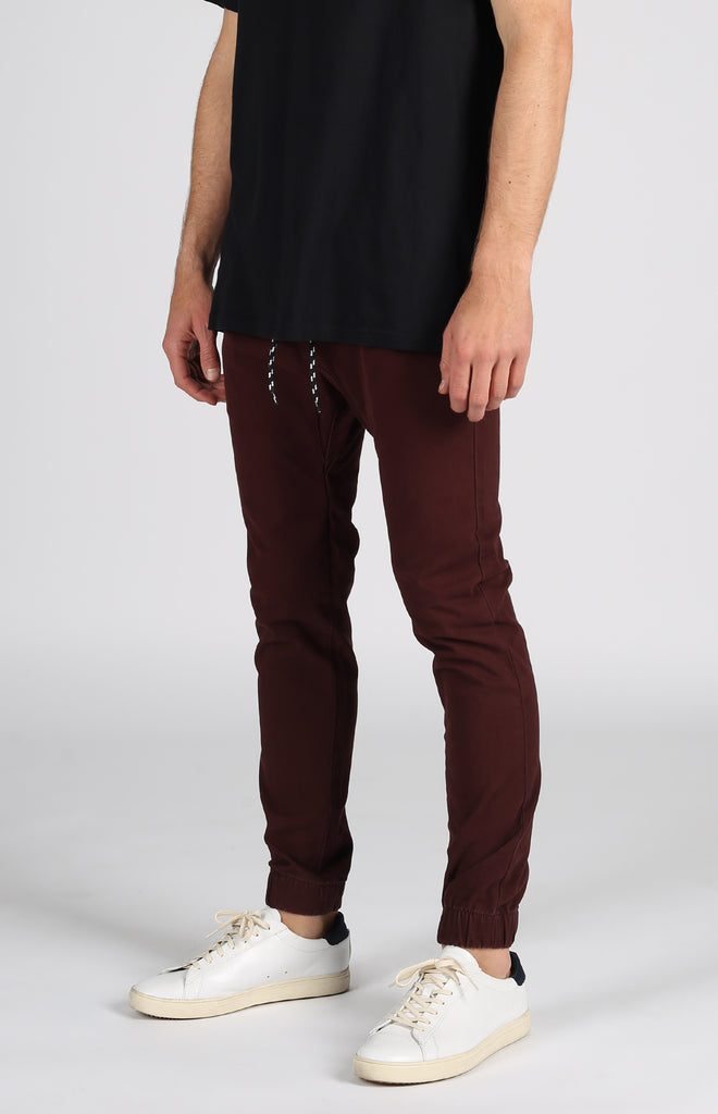 Weekend Jogger 2.0 | Burgundy