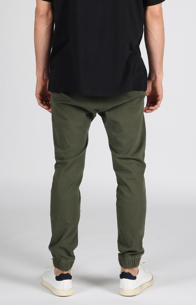 Weekend Jogger 2.0 | Olive