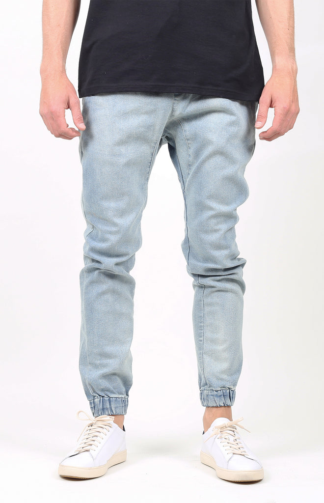 Vintage Denim Jogger 2.0 | Blue