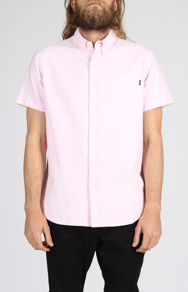Shooty SS Woven | Pink