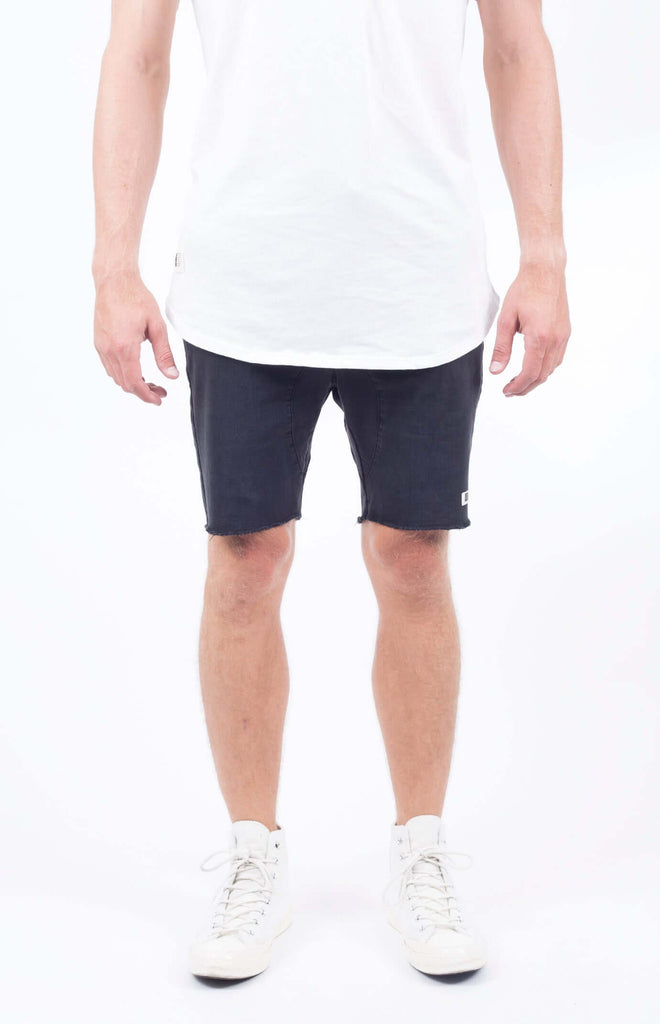 Antique Jogger Short 2.0 | Dark Black