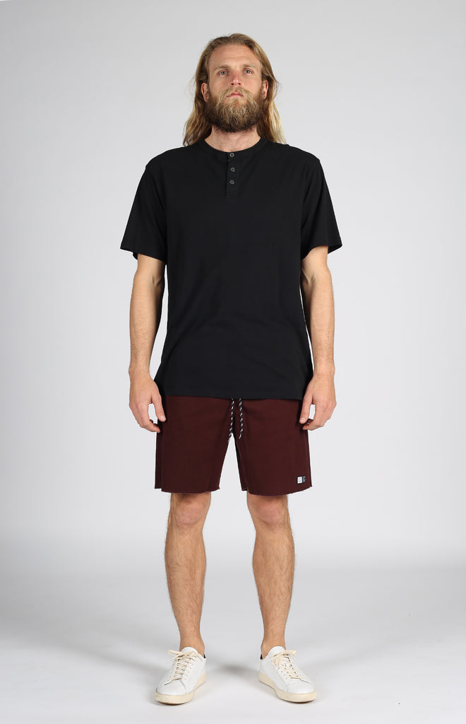 Weekday Jogger Short 2.0 | Burgundy