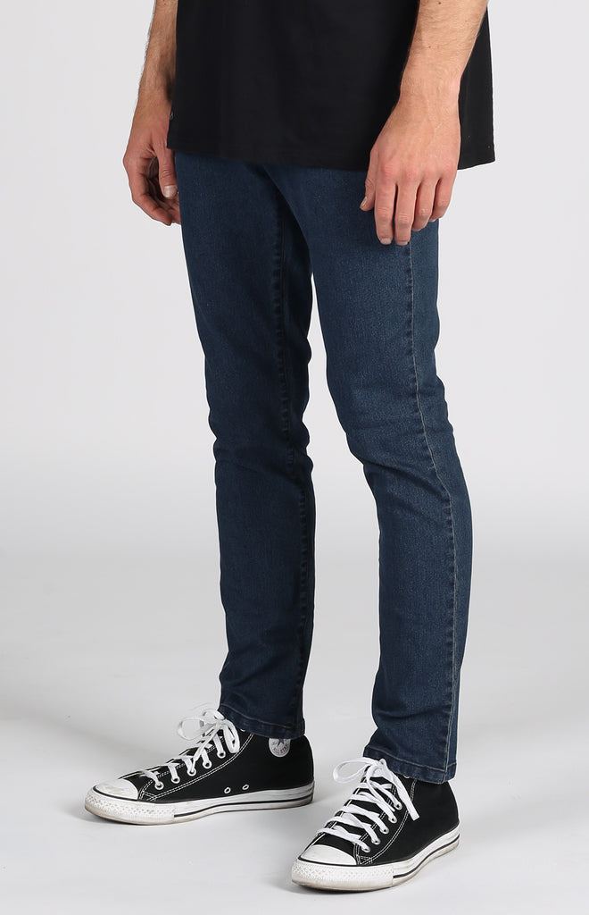 Newport Denim Pant Dark Blue
