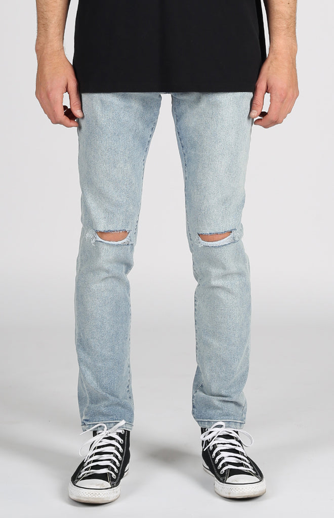 Huntington Denim Pant Blue