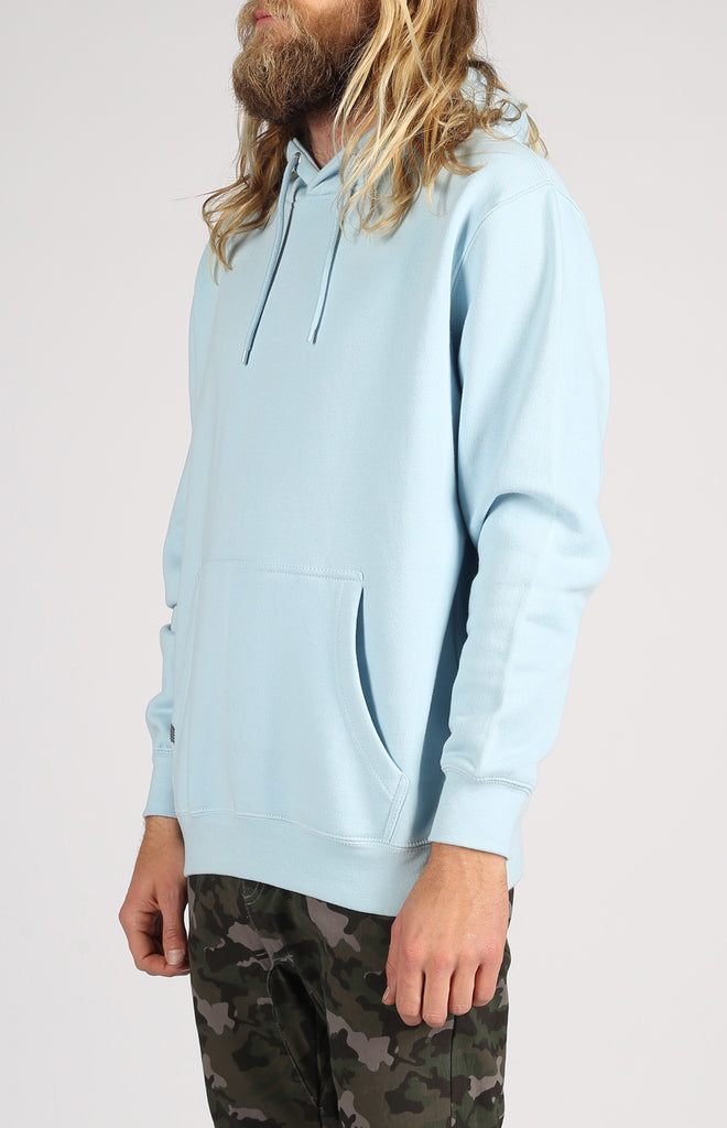 Unisex Pullover Hood | Light Blue