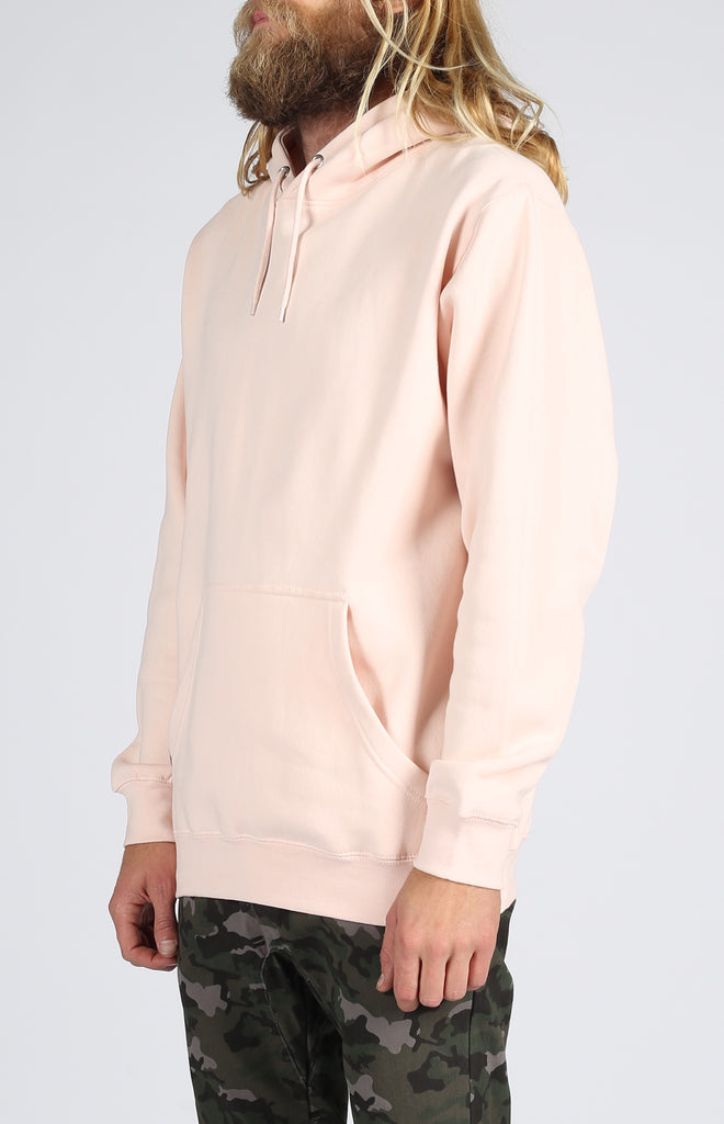 Unisex Pullover Hood | Pink