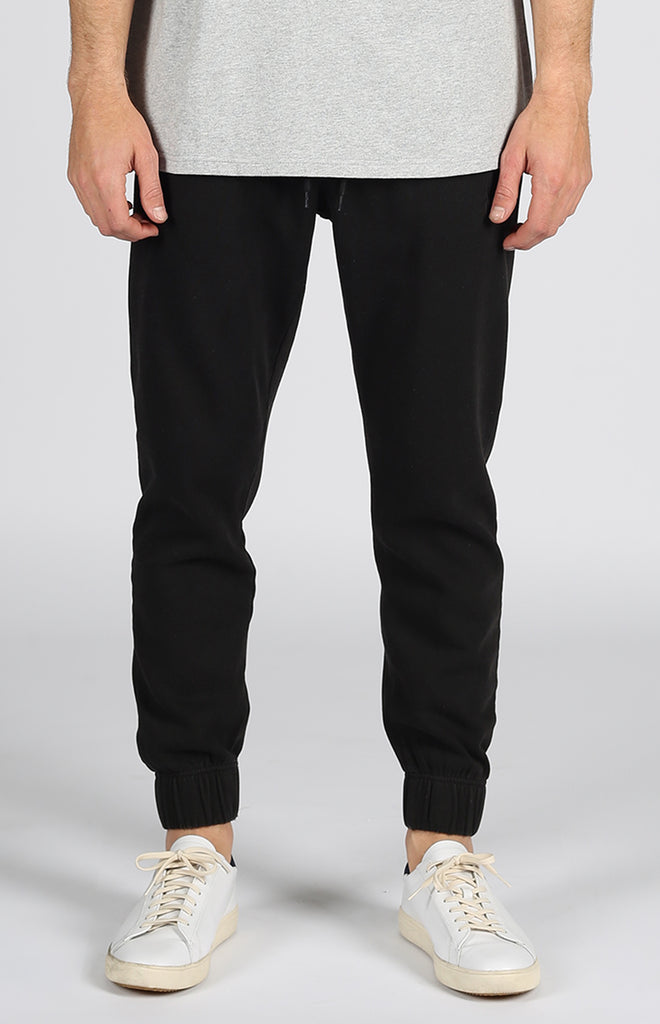 Fleece Jogger | Black