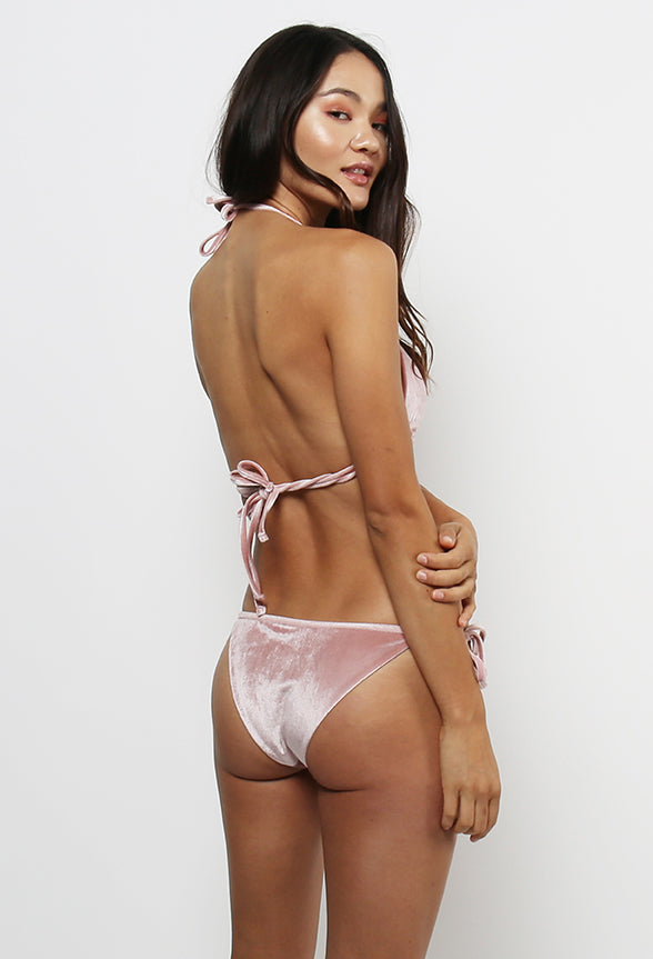 Summer Cheeky Bottom | Baby Pink