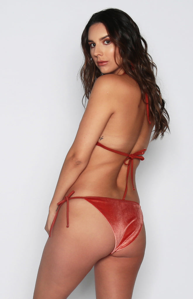 Summer Cheeky Bottom | Pink