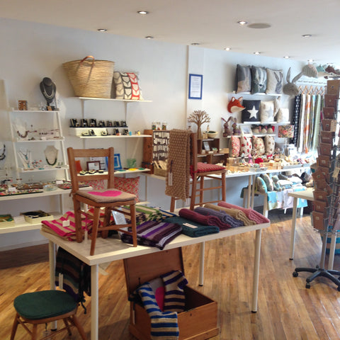 craft coop shop in marlow