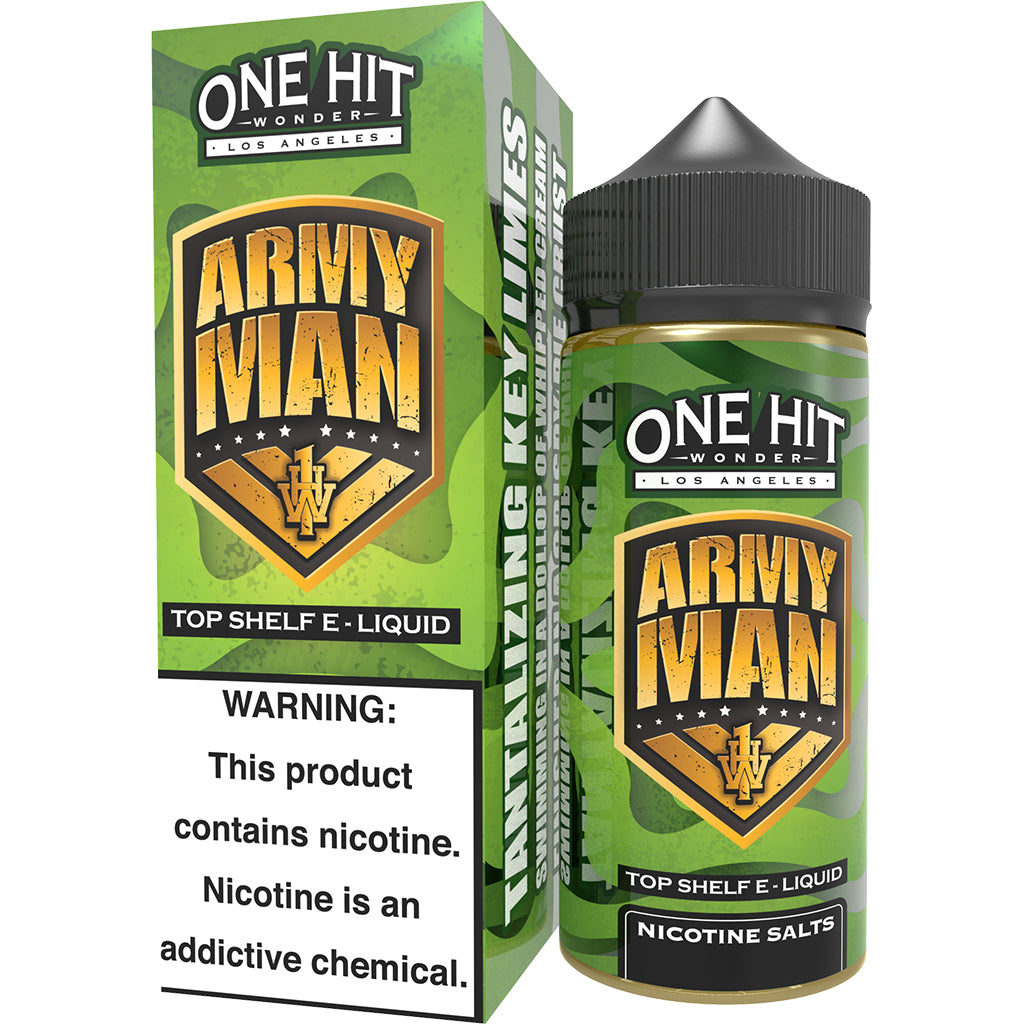 Army Man E-Liquid 100mL