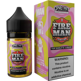 Fire Man Hi-Nic Salt E-Liquid 30mL