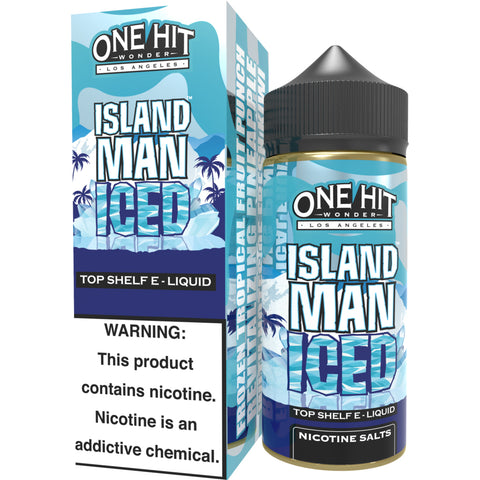 Island Man Iced E-Liquid 100mL