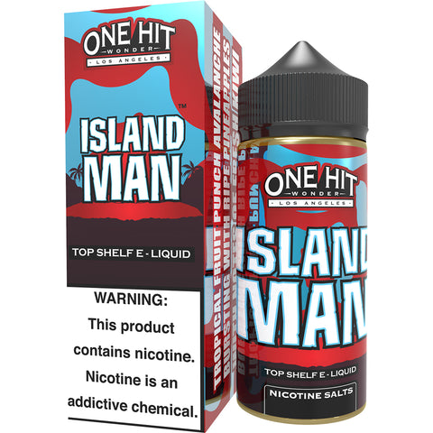 Island Man E-Liquid 100mL